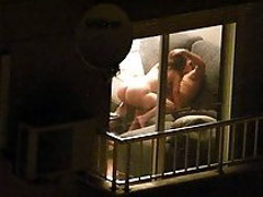 Window: Sizzling voyeur window spy videos with true voyeur peeking thru a window, be it a house or a hotel window, to see girls naked and masturbating