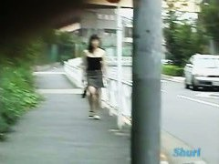 Public sharking compilation with sexy Asian chicks