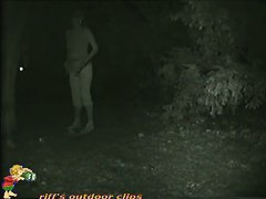 Just a quick wizz outdoor on the security cam