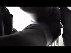 Encoxada136: Moaning in pleasure when she felt dat tent pole
