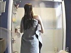 hidden cam on shower