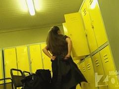 Hidden Zone Locker room livecam 26
