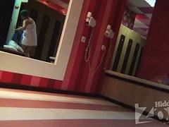 Hidden Zone Locker room livecam 33