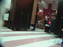 Hidden Zone Locker room web camera 36