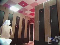 Hidden Zone Locker room webcam 39