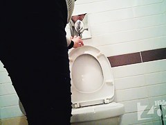 Hidden Zone Gals toilets hidden cams 5