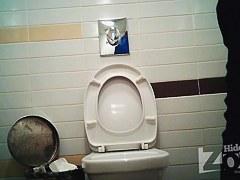 Hidden Zone Gals toilets hidden cams 11