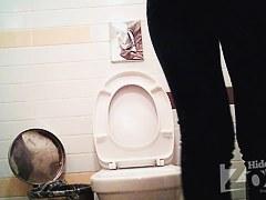 Hidden Zone Gals toilets hidden cams 28