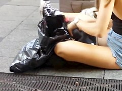 Bare Candid Legs - BCL#080