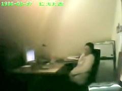 Cam masturbation security video