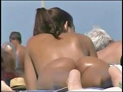 Nude Beach - Hot Girls