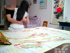Chinese couple homemade whoring records Vol.03