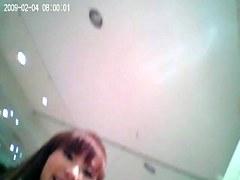 Amateur hidden camera No.155152 -