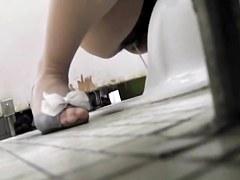 1919gogo 7387 Voyeur work women of shame toilet voyeur 114 Pissing - Defecation