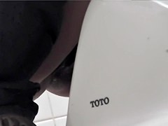 "KT-Joker qyt20 File.20 Kaito Joker Contact Gin-san ""toilets rush report"" Vol.20"