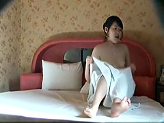 Hidden camera of Korean couple make love Vol.23