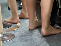 Candid feet #78