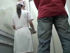 Slim bodied doll with panty seen on sharking movie