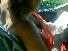 mom s cleavage