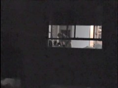 Babe in the panty on the window voyeur softcore scenes