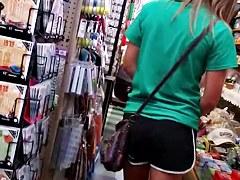 athletic teen shorts,ass,feet