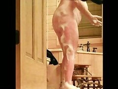 Her Soapy Body On Hidden Cam