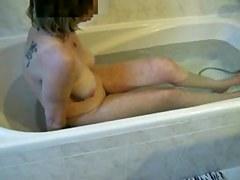 au bain