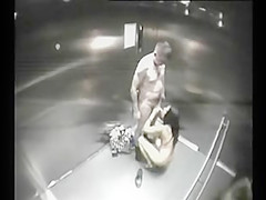 Security Cam in the Lift
