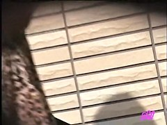 Incredibly hot downblouse video of various sweet little bimbos