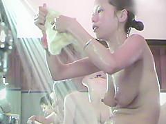 Voyeur - Japan. Bouncing Banana Boobies.