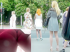 Wonderful female upskirts will attract your attention