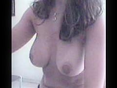 perfect boobs dancing