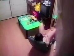 Masturbation hidden cam