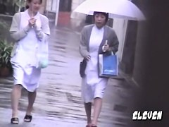 Asian nurses experiencing sharking attack after leaving her workplace