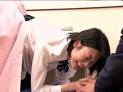 Gynecological clinic video of adoring Asian babe being fully examined