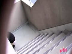 Lusty brown-haired Asian cutie getting pulled into interesting sharking affair