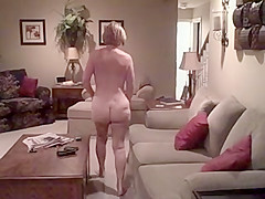 wife's behind. what do you think of her ass.