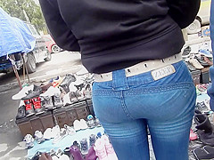 Lindisimo Culito en Jeans (Candy-Butt)