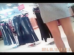 Previewing with a hidden camera ..