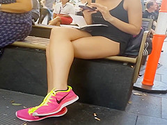 Bare Candid Legs - BCL#006