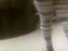 stretch pants compilation(hidden cam)