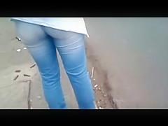 Public Female Asses