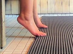 Candid feet #23