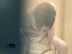 Japanese voyeur movie with sexy broad who wants a hard fuck