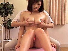 japonais public massage
