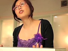 Delicious Japanese crammed hard in hidden cam massage movie