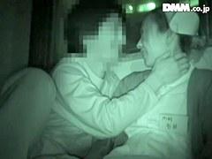 Sweet Jap nurse enjoys some hardcore Japanese sex at work