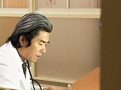 Horny Jap MILF gets crammed hard in Japanese sex video