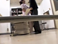 Naughty nurse does professional blowjob in hot medical movie