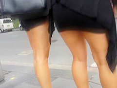 Bare Candid Legs - BCL#032